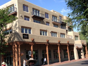 Condo on the Plaza in Santa Fe - works for me