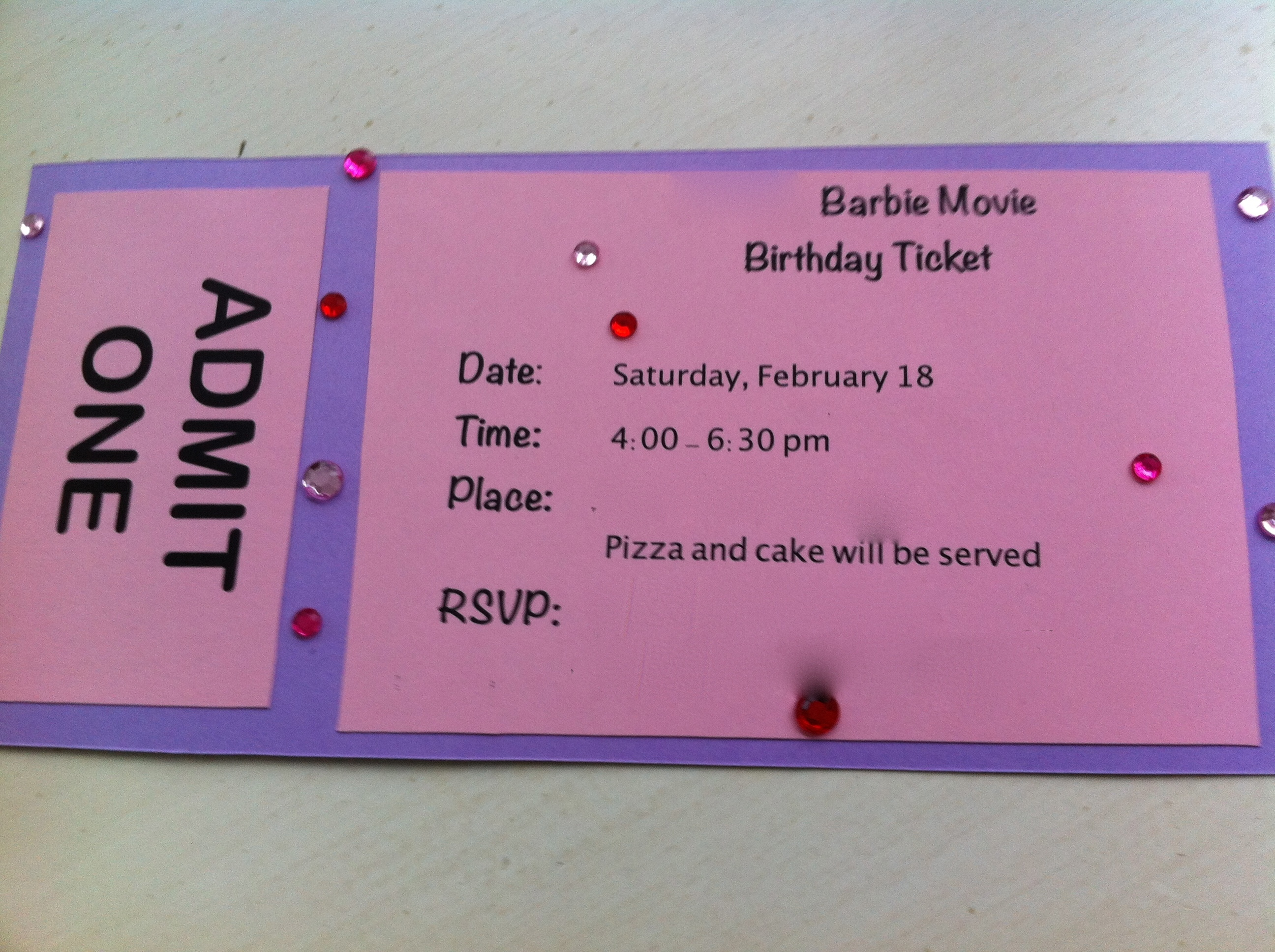 barbie movie party birthdays at home the healthful saver