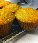 "Millet Muffins from ""Super Natural Every Day"""