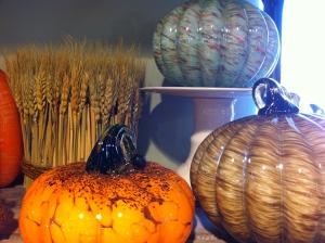 Pumpkins Glass