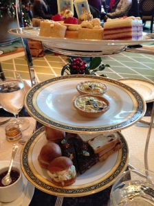 Afternoon Tea at the Peninsula Hotel Chicago