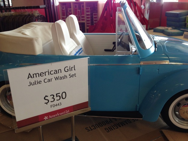 American Girl Julie VW