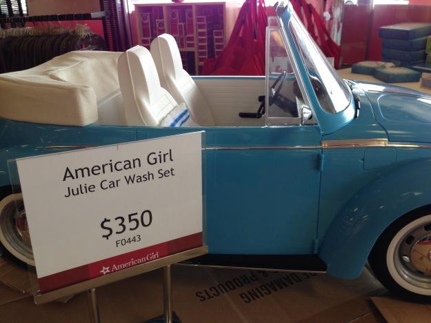 American Girl Julie VW