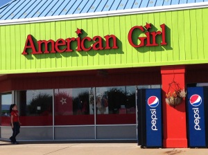 American Girl Outlet Oshkohs